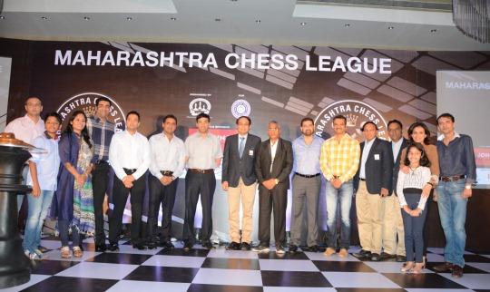 Johnson Tiles Maharashtra Chess League 1