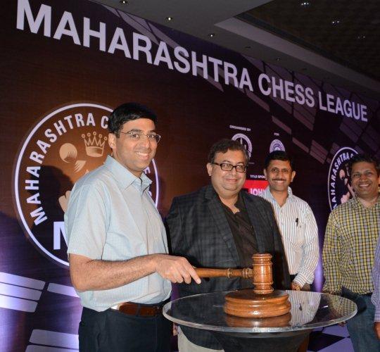 Johnson Tiles Maharashtra Chess League 3