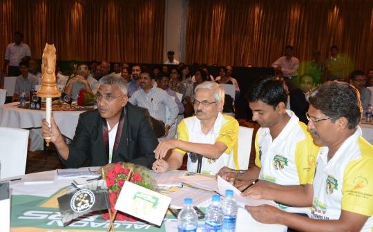 Johnson Tiles Maharashtra Chess League 5