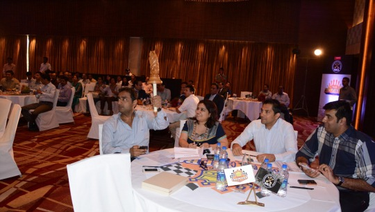 Johnson Tiles Maharashtra Chess League 6