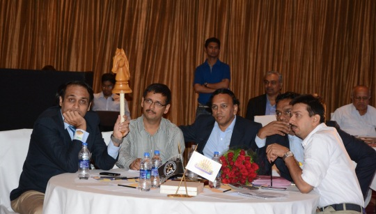 Johnson Tiles Maharashtra Chess League 7