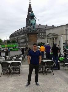 GM Krasimir Rusev in Copenhagen