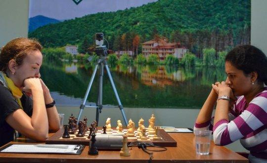 Koneru and Stefanova