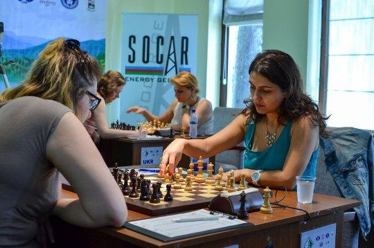 Bella Khotenashvili vs Nana Dzagnidze