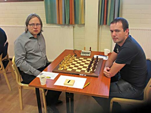 First and second seeded players Nyback and Neiksans faced each other in the first round