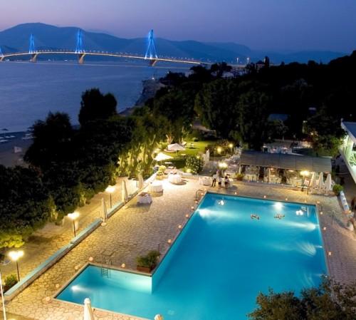 Porto Rio Hotel - the venue of the events