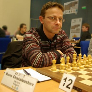 GM Boris Chatalbashev, part of the Chess Insider magazine team