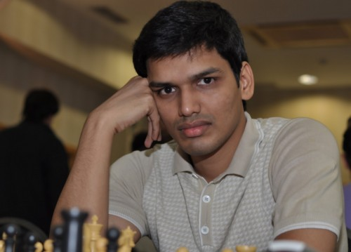 GM Pentala Harikrishna is top seeded
