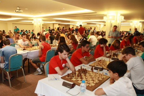 Greek Team Championship