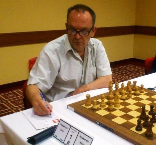 GM Emir Dizdarevic