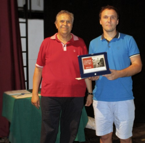 GM Nikita Maiorov showed his great technical level of play (photo by Gianni Gigante)