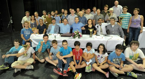 All winners of the Gideon Japhet Memorial tournament