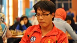 Minh Huy qualifies for Grandmaster title