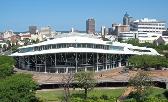 International Convention Centre, Durban