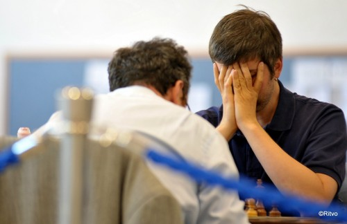 Maximum concentration - Svidler