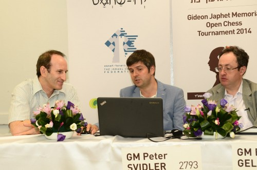 Sivlder and Gelfand analyze their first 2 games