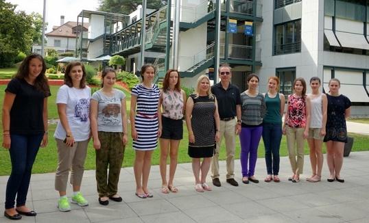 Webster Geneva hosts FIDE Chess for Girls Series