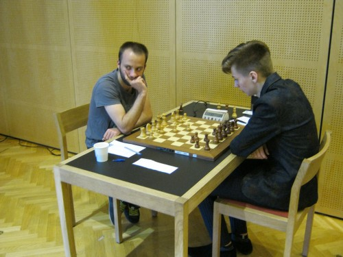 The game Köykkä Pekka (FIN) - Radkov Bazhen D. (RUS) finished in favor of White