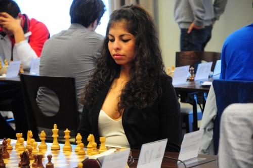 WCM Carmen Melissa Rosas Rodriguez (Mexico)