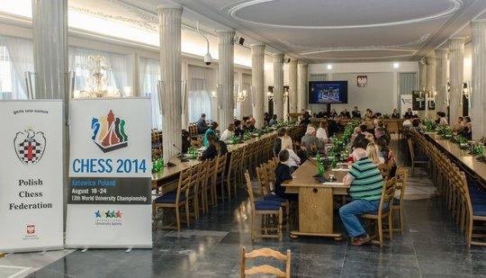 13th World University Chess Championship