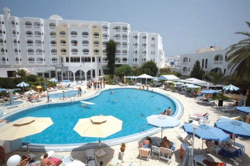 Venue of play is the splendid Hotel Monastir Center****, situated in the center of the city of Monastir and adjoining a beautiful sandy beach.