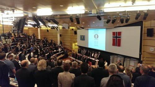 FIDE General Assembly in Tromso