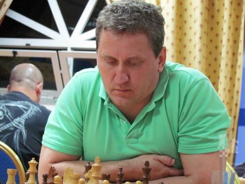 GM Oleg Korneev (ESP) 2590