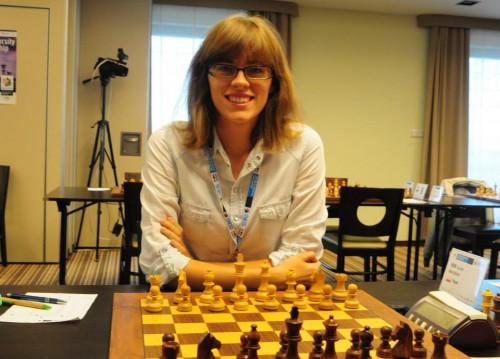 WGM Marta Bartel