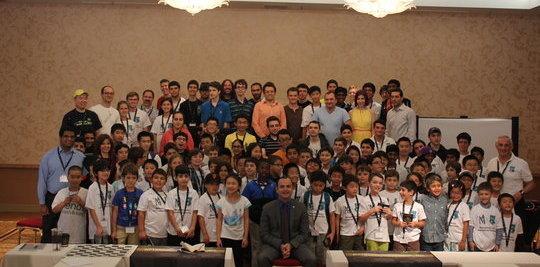 MetroChess & ACA Summer Camp - Group photo