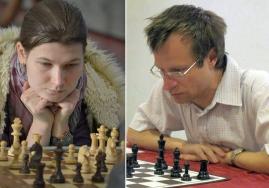 GM Sergei Tiviakov and WGM Anastasia Savina will be among the invited players