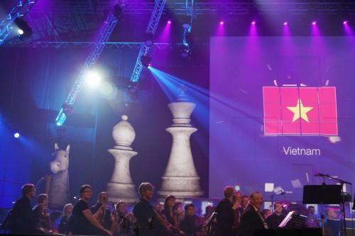 Tromso Opening Ceremony 1190