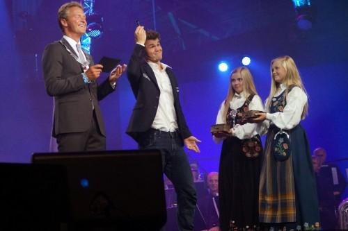 Tromso Opening Ceremony 1551