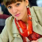 IM/ WGM Irina Bulmaga (photo credit: IM Alina L'Ami)
