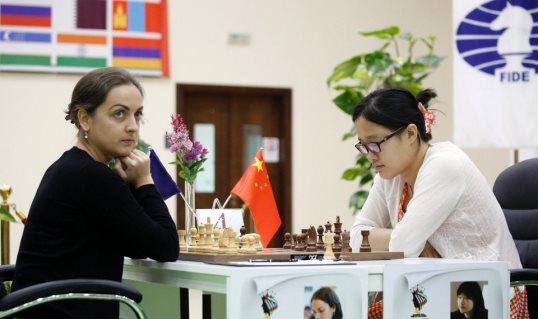 Alina L'Ami - Zhao Xue