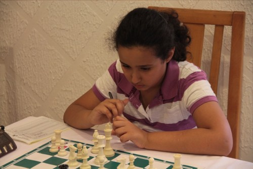 Arab Youth Champion Mayssa Ben Fredj