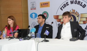 Carlsen - Anand World Championship Match