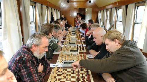 Chess Train