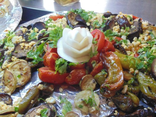 Tunisian cuisine is a must