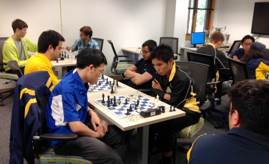 Decisive game Wesley So - Le Quang Liem