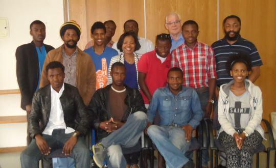 FIDE Arbiters' Seminar in Windhoek, Namibia