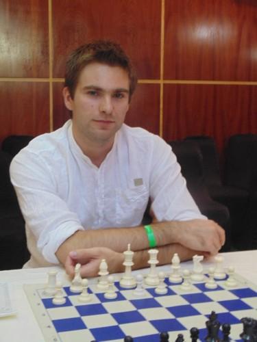 GM Davorin Kuljasevic (Croatia) is top seeded in Open A