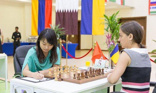 Ju Wenjun - Alina L'Ami