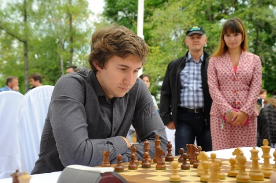 Moscow Blitz Chess 10