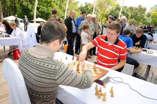 Moscow Blitz Chess 11