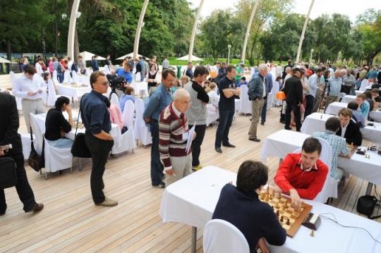 Moscow Blitz Chess 12