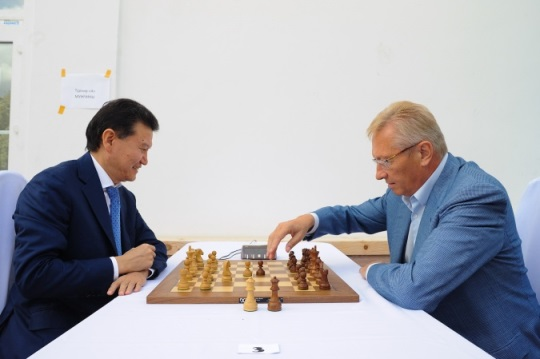 Moscow Blitz Chess 13