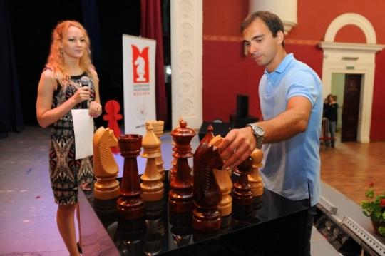Moscow Blitz Chess 14