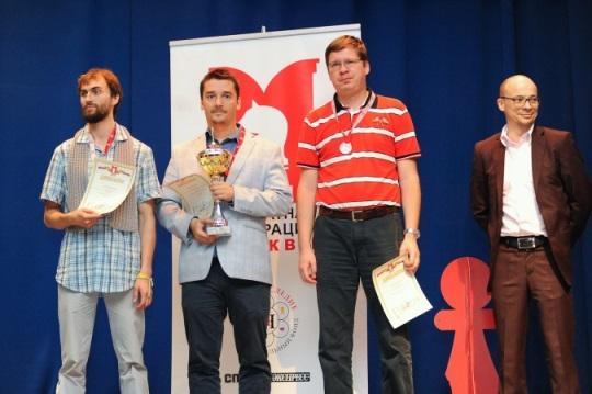 Moscow Blitz Chess 2