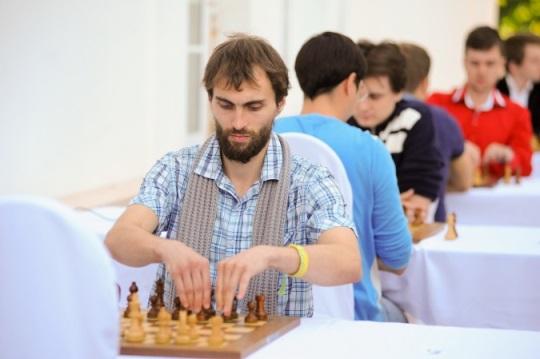 Moscow Blitz Chess 3