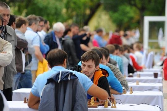 Moscow Blitz Chess 4